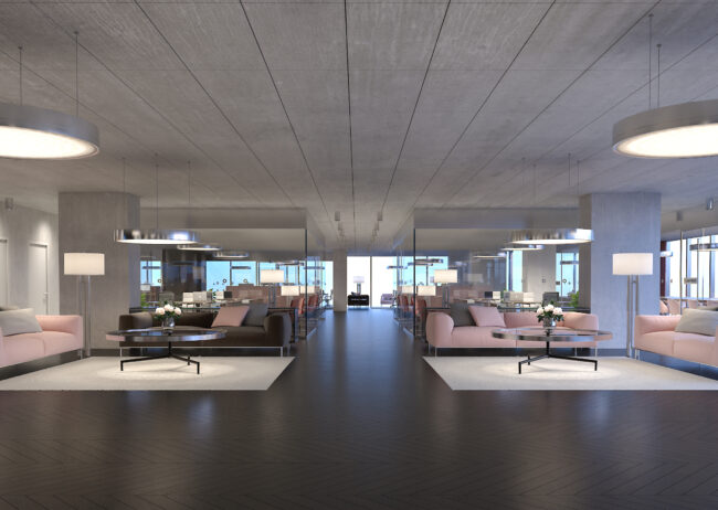 Private Equity Rendering in Washington DC