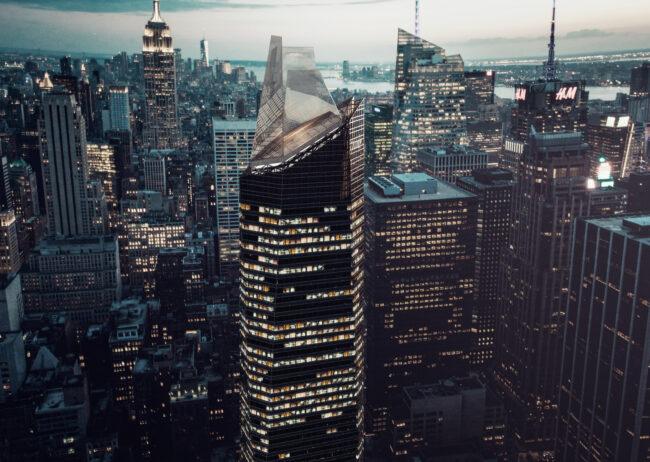 NYC rendering