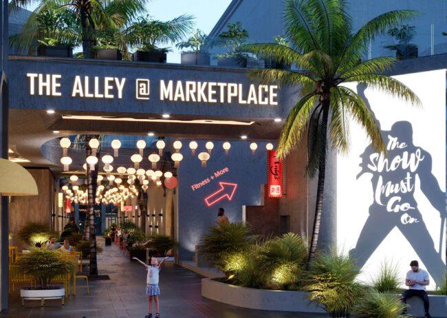 Glendale Marketplace JLL Rendering