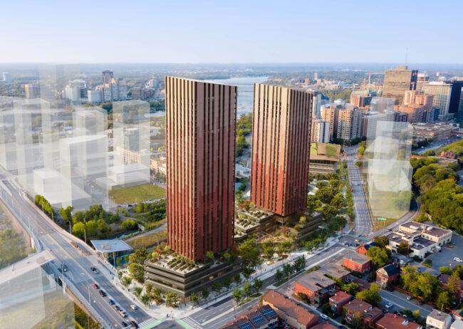Dream Asset Management Calgary Rendering