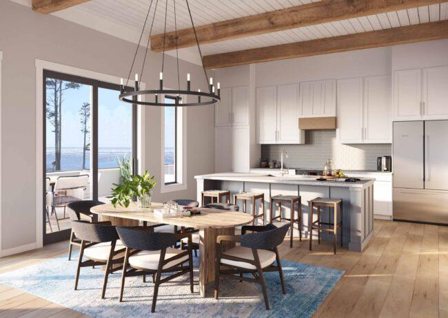 Seattle Rendering Penthouse